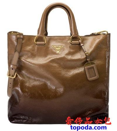 普拉达(PRADA)购物手提袋
