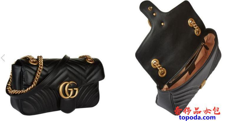 Gucci Marmont翻盖包