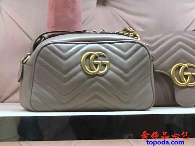 Gucci Marmont斜背包