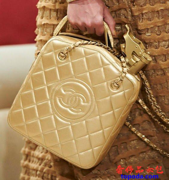 Chanel Dubai By Night Gas Can Bag