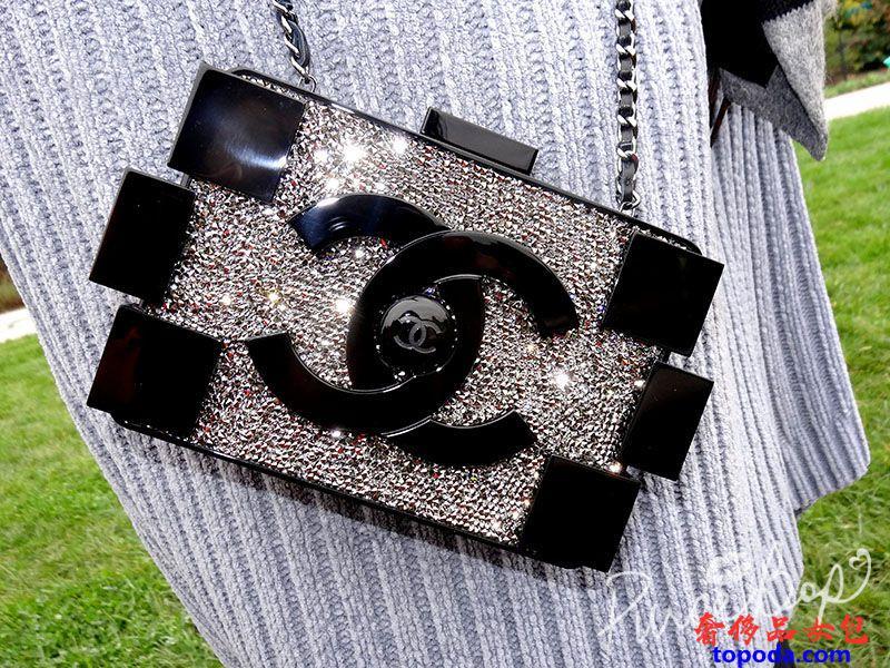 Chanel Lego手拿包