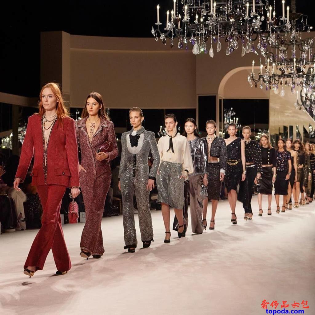 香奈儿(Chanel)Metiersd Art 2020
