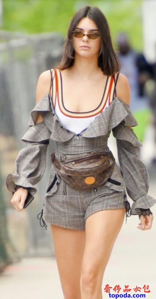 Louis Vuitton腰包