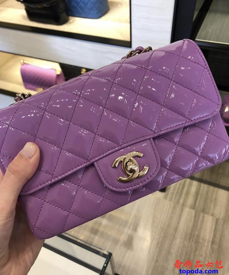 香奈儿(Chanel)紫色
