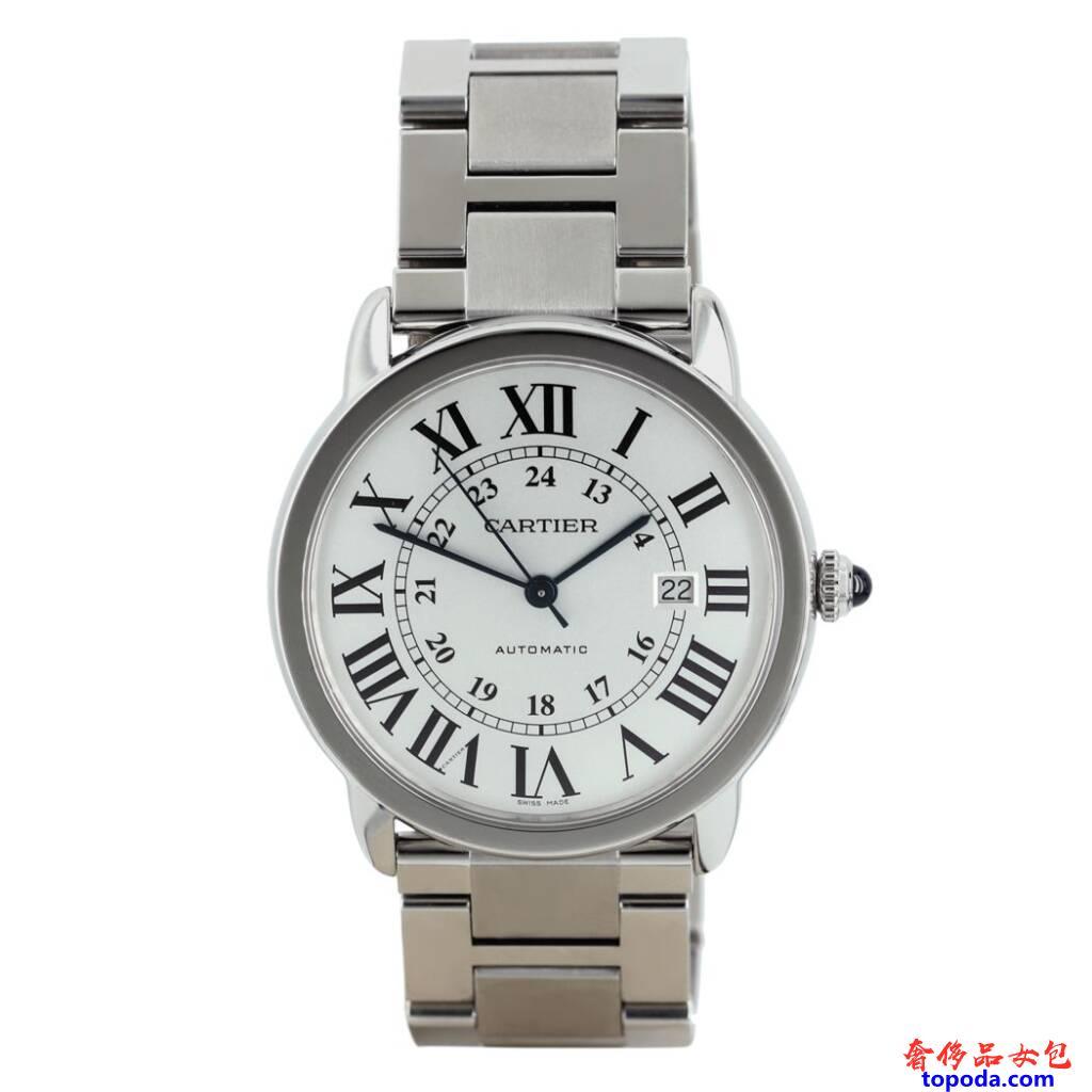 卡地亚(Cartier)Ronde Solo de Cartier手表