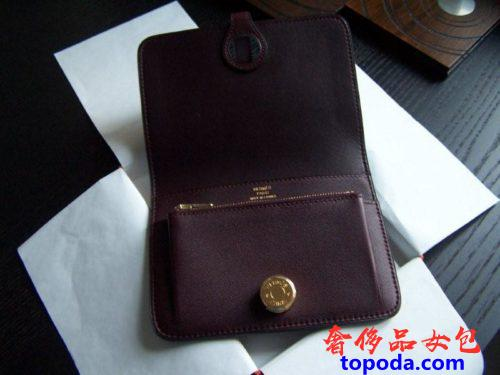 Togo Dogon紧凑型钱包