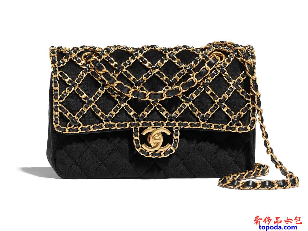 香奈儿经典皮瓣袋Chanel Classic Flap