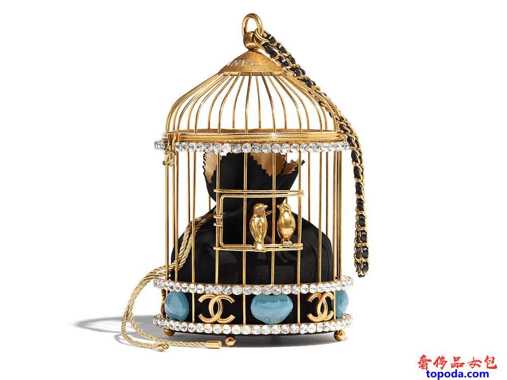 香奈儿鸟笼包Chanel Birdcage