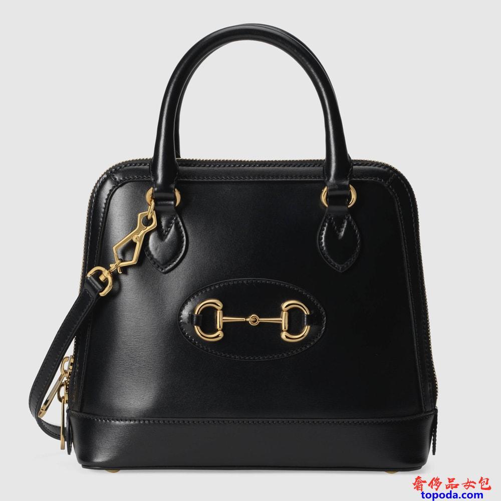 古驰Gucci 1955 Horsebit小号手提包