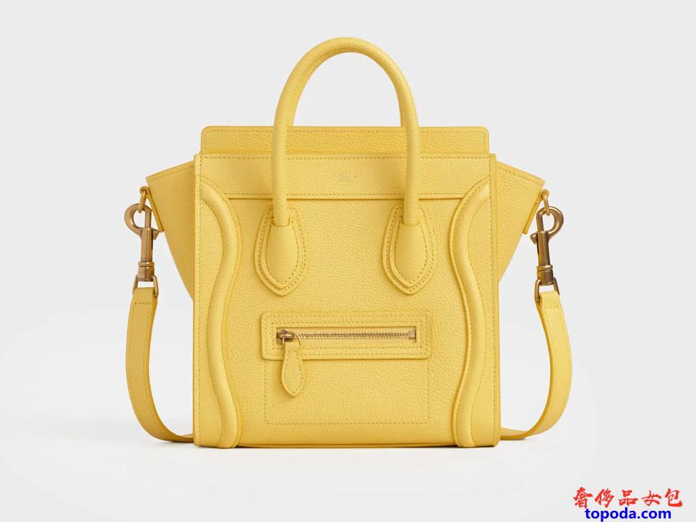 赛琳Celine Nano行李袋