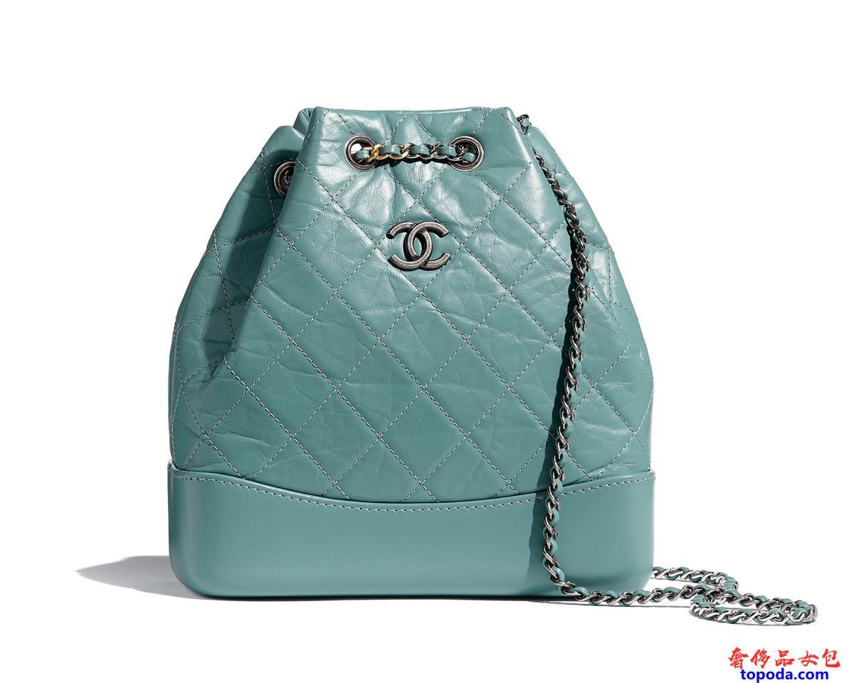 香奈儿(Chanel)Gabrielle小号Hobo背包