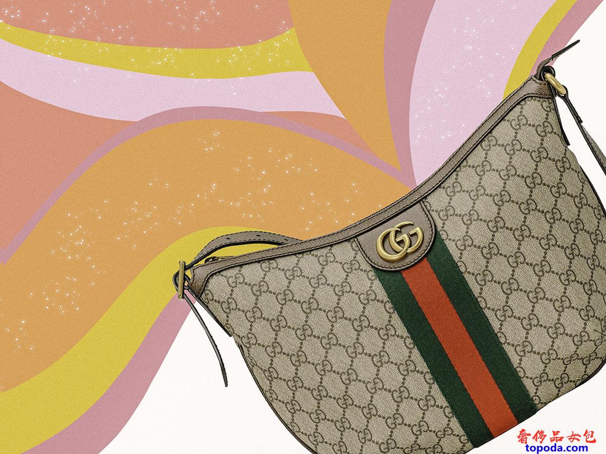 Gucci单肩包