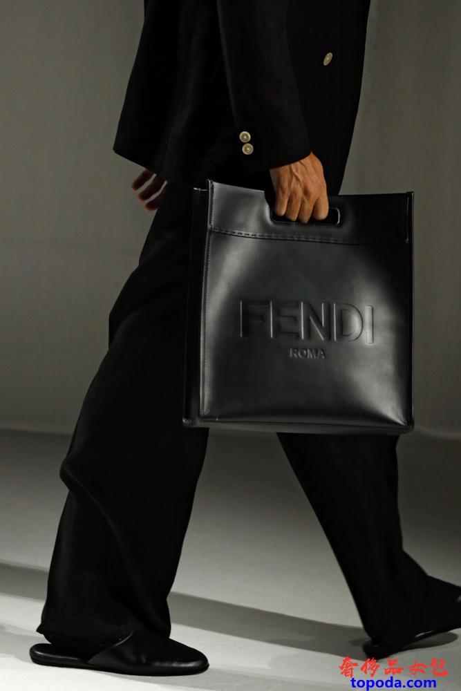 芬迪男士包