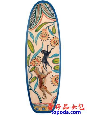 爱马仕Dance Surfboard