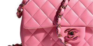 Chanel Mini翻盖包