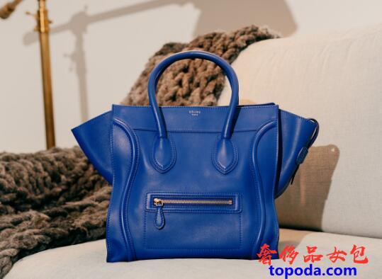 赛琳Celine Luggage Tote包包