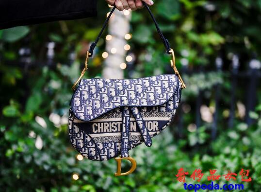 迪奥马鞍包Dior Saddle
