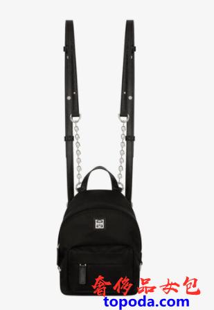 纪梵希Givenchy Mini 4G轻便尼龙背包