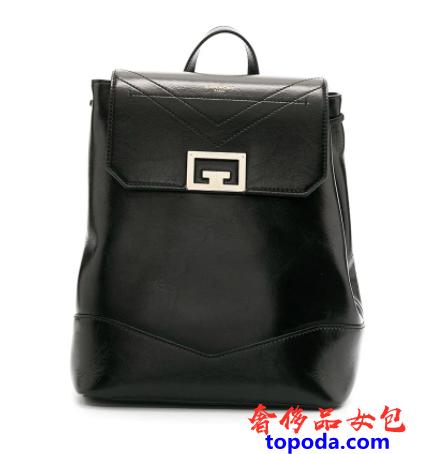 纪梵希Givenchy小号G4绗缝双肩包